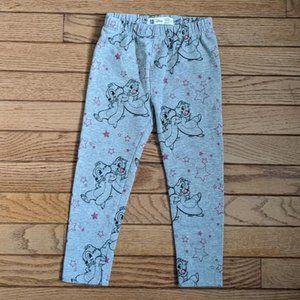 Gap Disney Chip Dale Chipmunks Leggings Pants